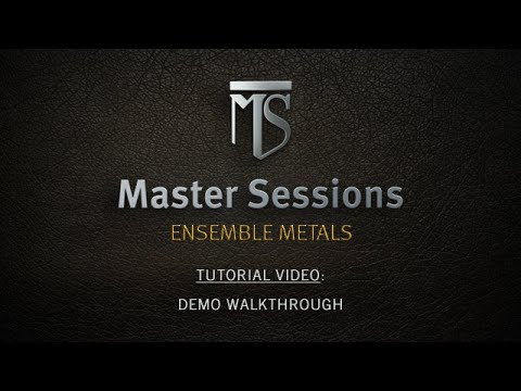 Heavyocity - Master Sessions: Ensemble Metals - Demo Walkthrough