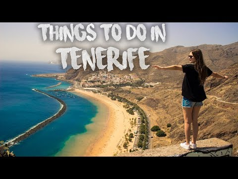 Things To Do In Tenerife Holidays-LiX Filmmaker Travel Vlogger