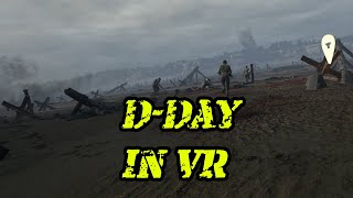 D-DAY IN VR - Medal Of Honor Above And Beyond