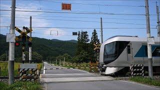 会津鉄道線踏切3