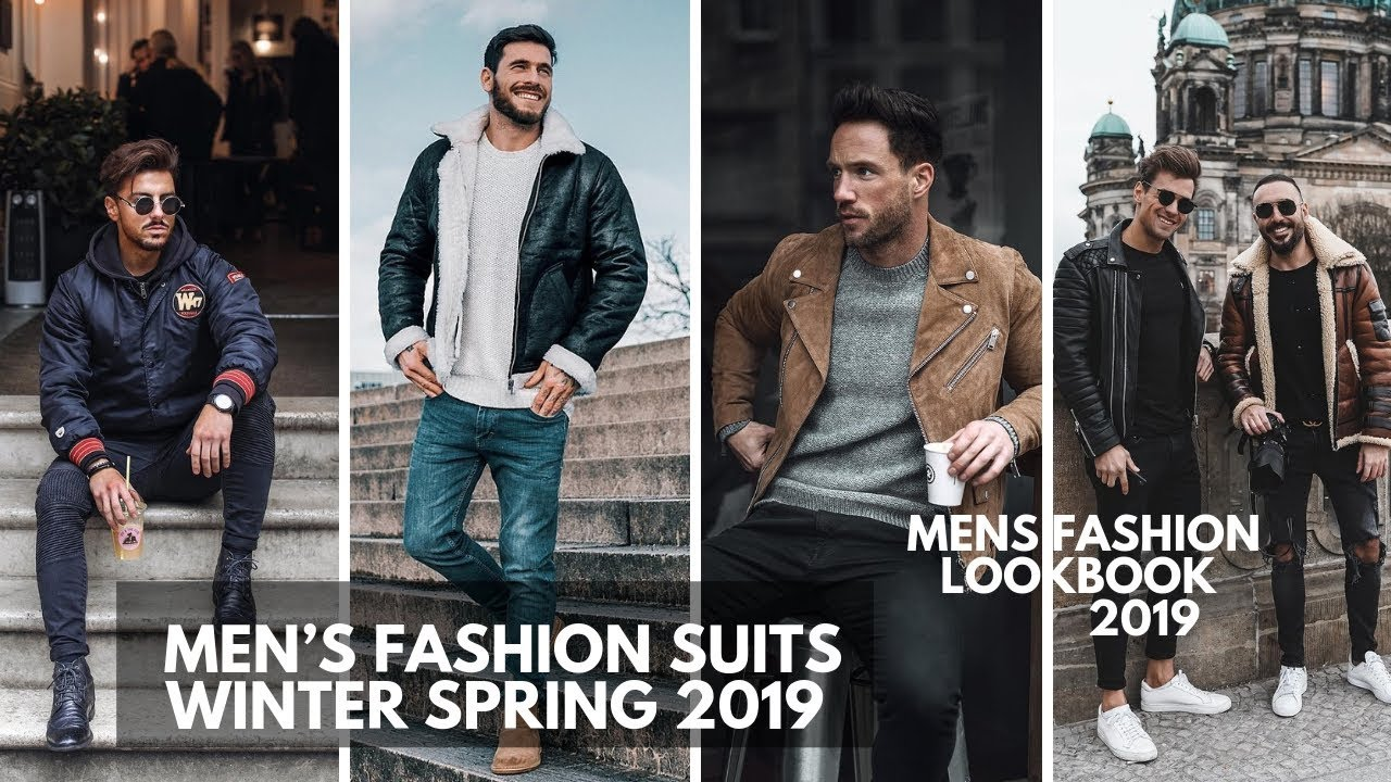 MEN'S FASHION WINTER SPRING TRENDS for 2019 To Wear Right Now | Style Inspiration | LOOKBOOK 4