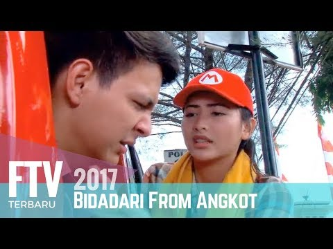FTV Marcell Darwin & Valeria Stahl | Bidadari From Angkot