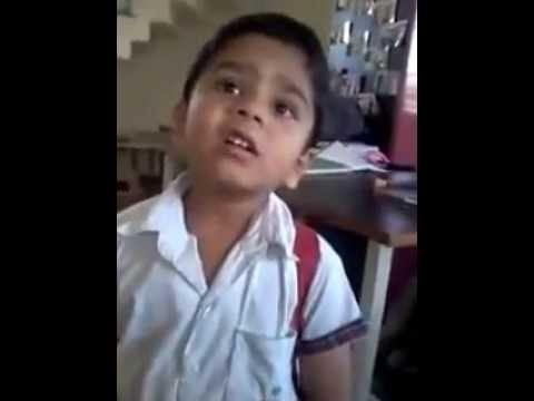Funny Video by School Student (Child)