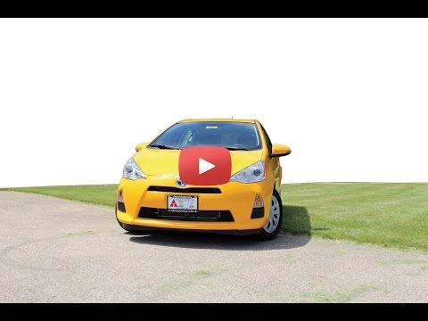 2014 Toyota Prius C - Chicago News review - from YouTube · Duration:  4 minutes 51 seconds