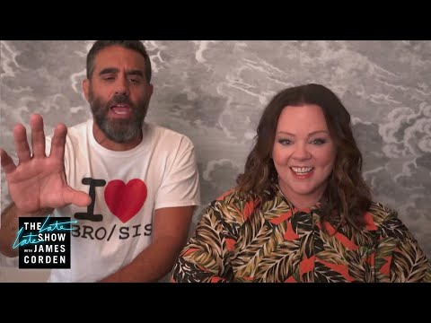 Bobby Cannavale & Melissa McCarthy Are Getting The Full Aussie Experience