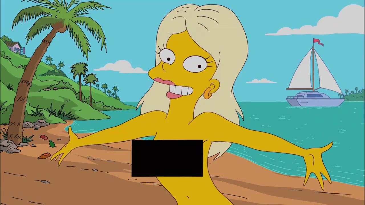 Sex marge simpson clips of play New