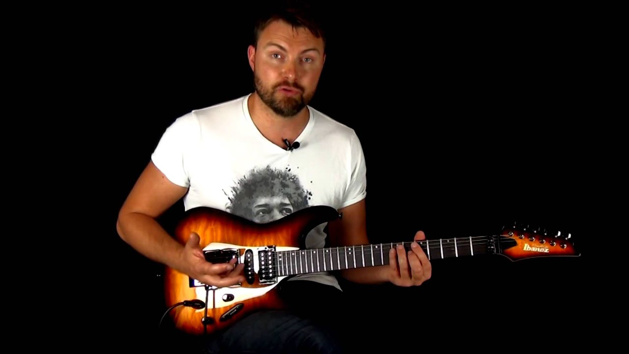 Country Licks Tricks Pedal Steel Bends Lesson
