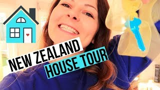 Our First Home  New Zealand Empty House Tour