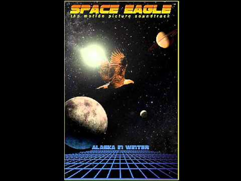 Alaska in Winter - Space Eagle