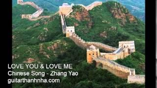 LOVE YOU & LOVE ME - Guitar Solo