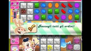 candy crush saga level 1574 no booster 3 stelle
