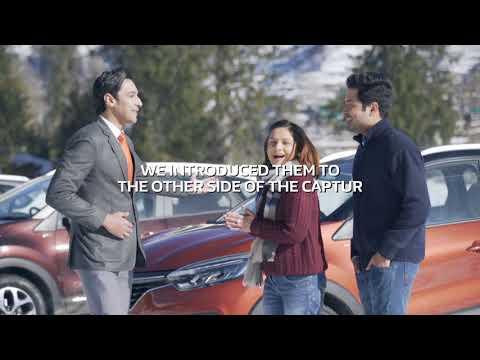 Renault CAPTUR   Test Drive Surprise
