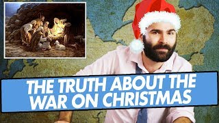 The Truth About The War on Christmas - SOME MORE NEWS