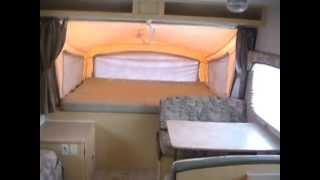 2004 Kodiak Skamper 235 Hybrid Travel Trailer with Slide Out . $8,995