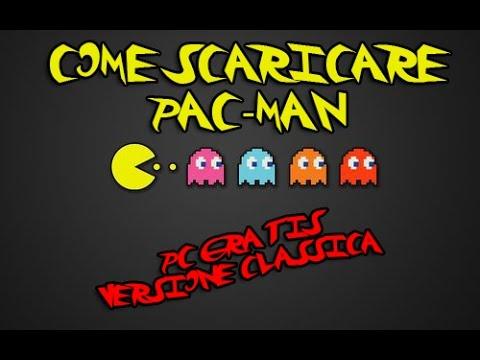 PACMAN CLASSICO PER PC SCARICARE
