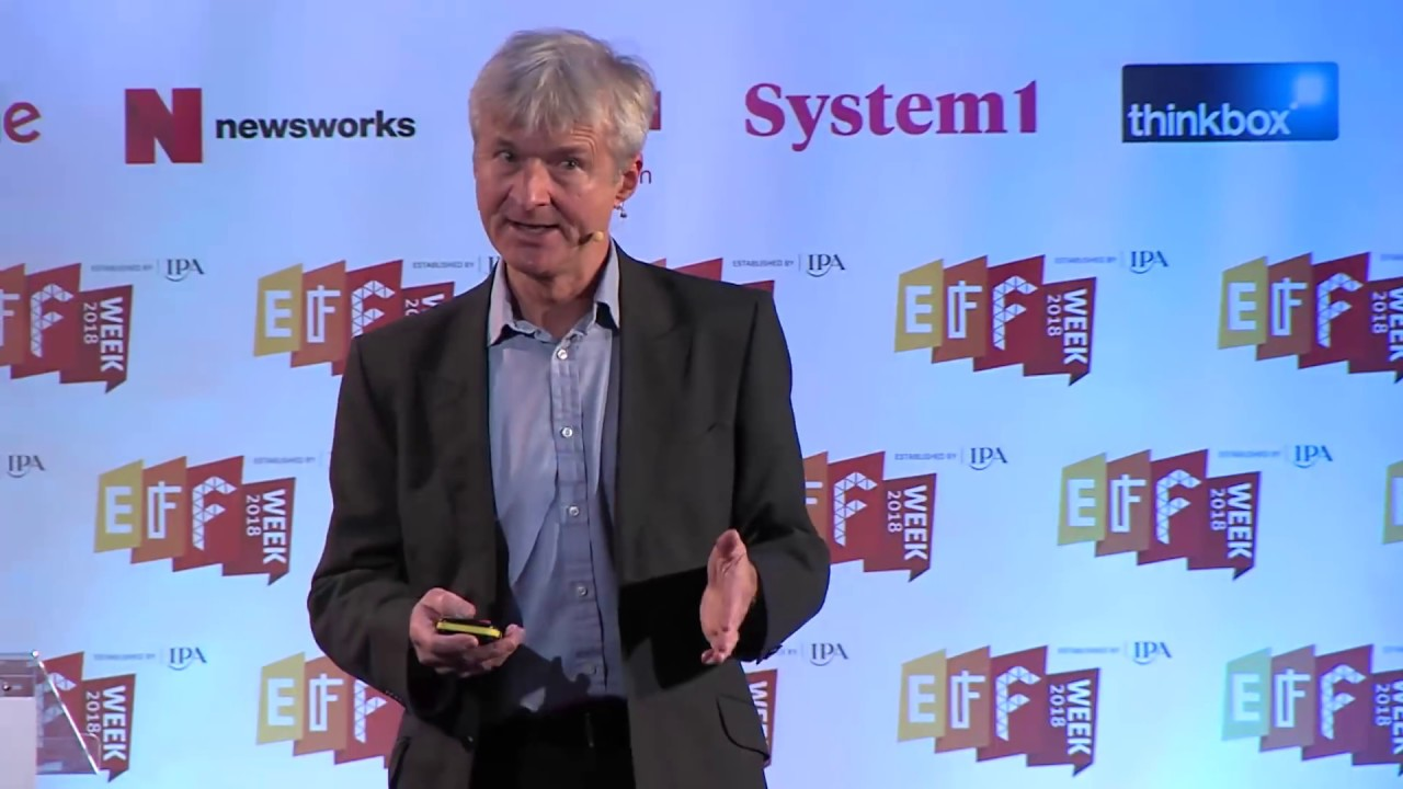 Download Les Binet and Peter Field present their new research 'Effectiveness in Context' at EffWeek #2018