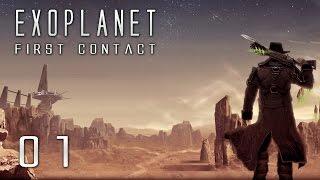🚀 Exoplanet: First Contact [01] [Gestrandet auf dem Wüstenplanet] [Deutsch German] thumbnail