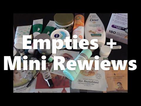 beauty-empties-+-mini-reviews-october-2019