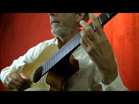 """""""Can't Buy Me Love"""" Peter Sprague Solo Guitar"""