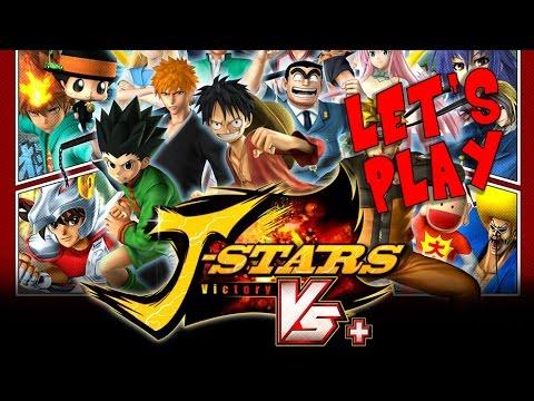 J-Stars Victory Vs+ - Fred&Seb