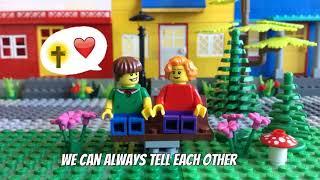 God is Bigger (Lego muṡic video)
