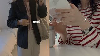 vlog | unboxing with me ! 내가 산…