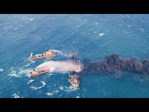 Oil tanker collision: What is condensate and what impact will it have on local environment?