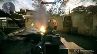 WARFACE - Online Gameplay (Closed Beta, Max settings, 1080p)