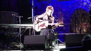Maria McKee - St. Patrick's Cathedral TradFest 2017 - Show Me Heaven