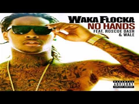 Waka Flocka ft Roscoe Dash & Wale  No Hands Instrumental + Free mp3 download!
