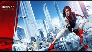 Mirrors Edge Catalyst Closed Beta PC Gameplay GTX 970 G1 and i7 970 4.2ghz