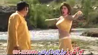 Pashto film My Name Is Khan song  Lewany Zamung Pa Zrono Bandi Garzi Rahim Shah
