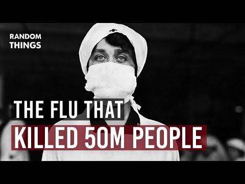Rare Photographs Of Spanish Flu 1918 - 1920 : A Deadly Flu From A Century Ago.