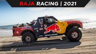 homepage tile video photo for BAJA RACING 2021   #TOYOTIRES   [4K]