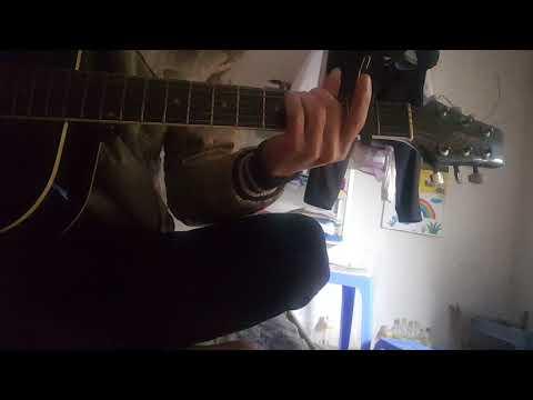 Pob tsuas xyooj : maub dub sib hlub guitar cover thumbnail