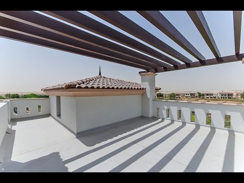 Jumeirah Golf Estates, Redwood Park -  3 Bedrooms Townhouse