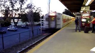 Metro-North Railroad SB deadhead