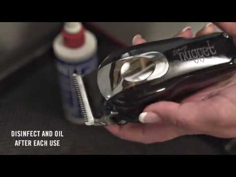 Wahl Sterling Nugget Clipper Youtube