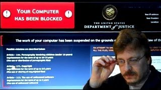 How to Remove the Department of Justice Virus