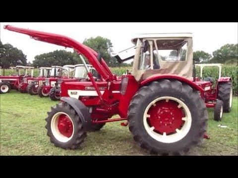 IHC International Traktoren der 70- und 80er Jahre (SOUND) !!!