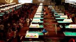 VNEA Vegas Promo by Thailand Pool Tables