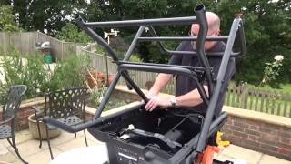 Evolution Rage 5-S Table Saw - Assembly