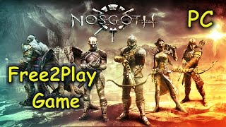 Nosgoth Gameplay - Humans vs Vampires - [PC]