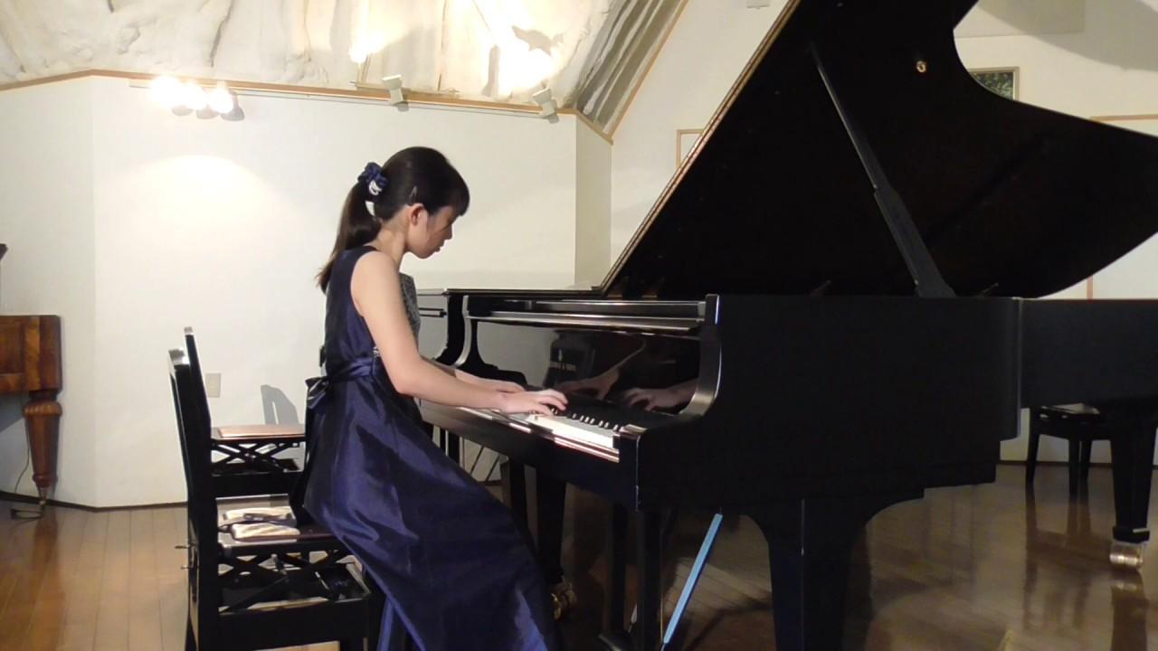 Muse 2020 Competition - Nagisa Chino, Piano, 16 y.o ...