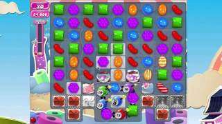 Candy Crush Saga Level 933 No Booster 5 moves left