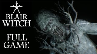 Blair Witch (2019) - Full Game Playthrough (PC)