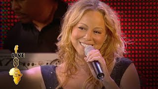 Mariah Carey - Hero (Live 8 2005)