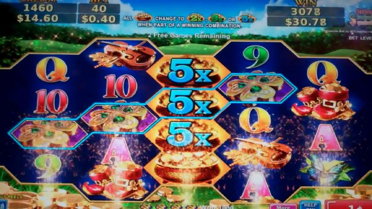Leprechaun Slot Machine Games
