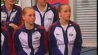 2004 Athens US Team Announcement
