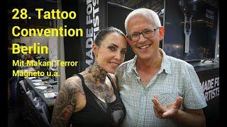 28. Tattoo Convention Berlin 2018